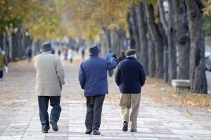 Caminar y Alzheimer