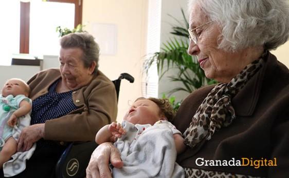 Terapia con bebés reborn